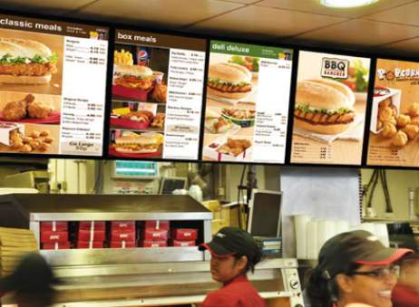 Related Keywords & Suggestions for kfc menu board