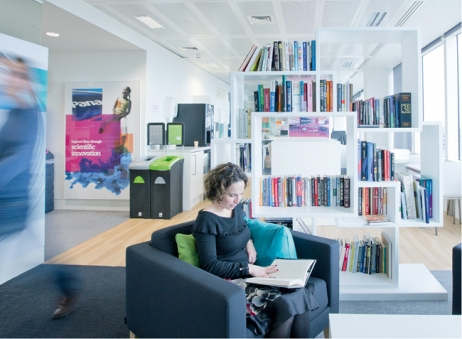 Winners 2014/Interiors / Office | DBA: Design Effectiveness